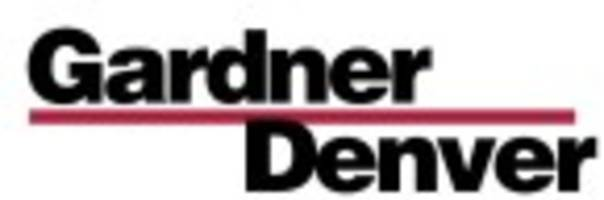 Gardner Denver to Present at 2019 Electrical Products Group Conference