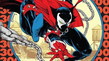 todd mcfarlane returns to spawn for special 300th issue