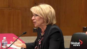 Betsy DeVos used personal email for government business: Feds