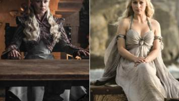 fans spot apparent water bottle gaffe in 'game of thrones' series finale: report