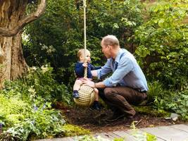 PHOTOS: Kate Middleton shows off newly designed garden with Prince William and kids
