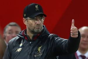 liverpool receive huge injury boost ahead of champions league final vs tottenham
