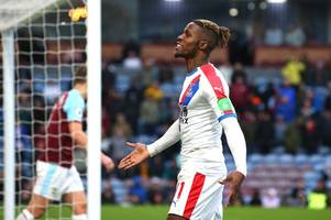 palace legend names the 'obvious' transfer move for wilfried zaha amid arsenal & spurs interest