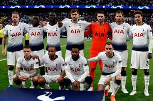 the reason tottenham are playing in all white against liverpool in the champions league final