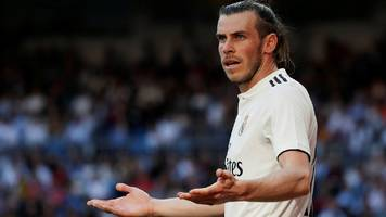 man utd, spurs... wolves: where next for bale if he leaves real madrid?