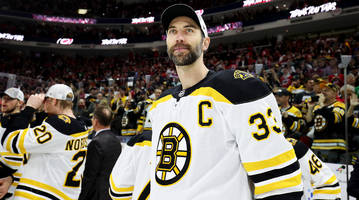 bruins' zdeno chara says he's on track for stanley cup final