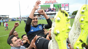 the mls xi, week 12: the best of chris wondolowski's record-setting breakout