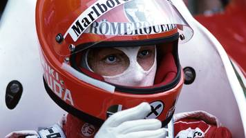 Five things to know about F1's Niki Lauda