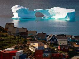 ice sheets are melting far faster than we thought — in a worst-case climate breakdown, coastal cities like new york and shanghai would be swamped