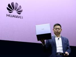 Microsoft hasn't said a word so far about Huawei's ban in the US, but it removed Huawei laptops from its stores (MSFT)