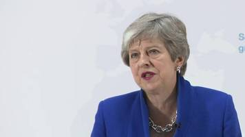 Brexit: Theresa May offers MPs vote on another referendum