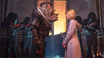 Doctor Who: Judoon to return as Gloucester hosts filming