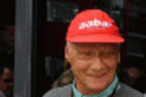 Formula One legend and former champion Niki Lauda dies at 70