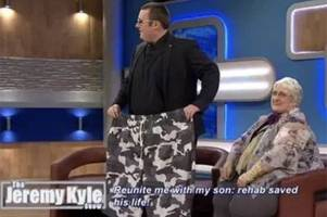 30 stone former Jeremy Kyle guest says he'd be dead if it wasn't for the axed ITV show