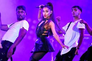 bristol gloves used by pop star ariana grande go on pre-order sale for £2,500