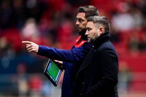 'my ambition is to get promoted with bristol city' - lee johnson on contract talks and his premier league vision
