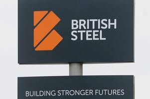 country's second largest steel producer british steel on 'brink of collapse'