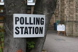 nottingham polling stations for european elections 2019 - and which schools are closed