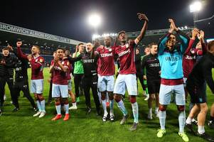 dean smith's wembley dilemma - how aston villa could line up against derby county