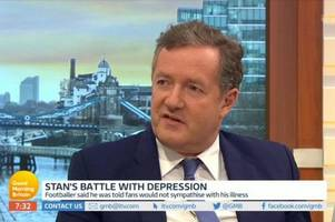 piers morgan's incredible rant at 'fame hungry' meghan markle over wedding anniversary