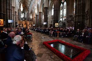royal navy hero and convicted fraudster honoured by chilean navy at westminster abbey