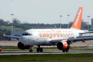 hundreds of flights cancelled due to strike action
