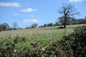 'a tragedy and a travesty': fears grow over plans for big new housing estate on fields next to sainsbury's