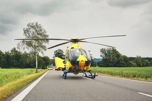 motorcyclist suffers 'life changing' injuries after crash near calne
