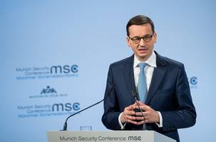 polish leader says restitution for jews would be like declaring nazi victory