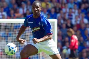 rangers hero andrews can't wait to pull on boots again in memory of shotts man