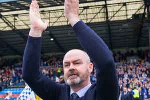 Steve Clarke press conference LIVE as he is unveiled as Scotland boss