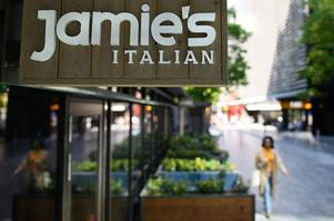 more than 1,000 jobs at risk as jamie's italian restaurant chain collapses