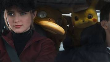 inspired by detective pikachu, fans imagine their own pokémon buddies for daily life