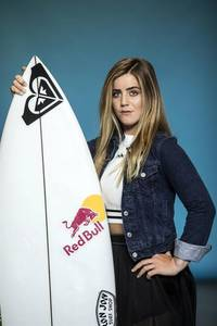 grom social ambassador caroline marks - the world's #1 ranked women's surfer - to be featured in the all-new grom app