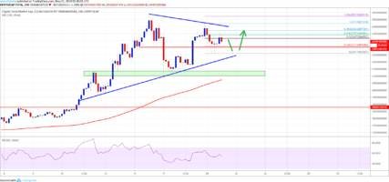 crypto market holding key support: bitcoin cash, litecoin (ltc), ada, trx analysis