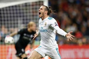 Real Madrid fans deliver damning verdict on Gareth Bale amid Tottenham and Man United links