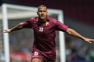 salomon rondon to west ham: why pellegrini could be made to wait to sign striker