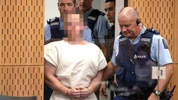 christchurch shootings: mosque attacker charged with terrorism