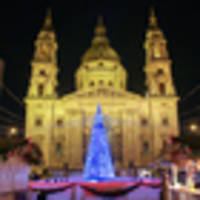 Budapest: Christmas holidays in Hungary's capital
