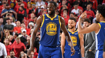 draymond green stepping up when it matters most for warriors