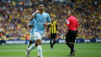 gabriel jesus reveals difficulties of backup role at man city following fa cup final