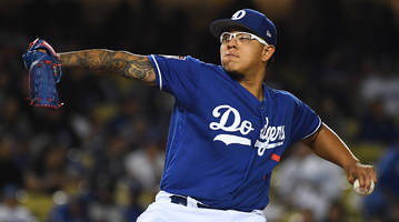 report: dodgers' julio urias to be reinstated eight days after he was accused of domestic violence