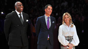 the lakers and the jeanie buss question