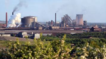 British Steel collapses putting 5,000 jobs at risk