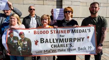 Ballymurphy families slam 'insensitive' timing of Prince Charles visit
