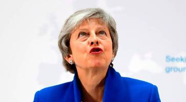 may's disastrous deal unaltered and we won't back it: dup leader