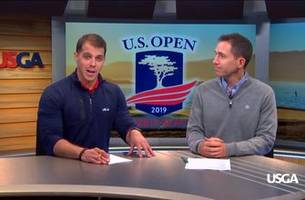 u.s. open live: brooks' dominance, pebble is up next!