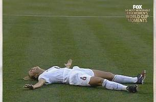 16th most memorable women's world cup moment: usa vs germany 1999