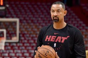 Former Heat assistant coach Juwan Howard agrees to 5-year deal to coach Michigan