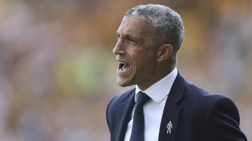 brighton: chris hughton surprised and disappointed at sacking